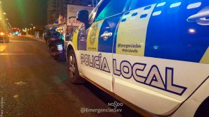 Policía Local / @EmergenciasSev
