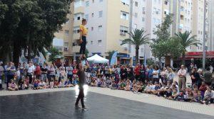 Circada en los barrios /Ayto. Sevilla