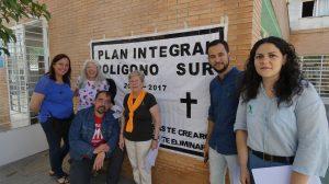 Día de la Esperanza en el Polígono Sur /IU