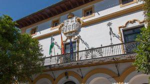 Edificio Duques del Infantado del Hospital Virgen del Rocío /Virgen del Rocío