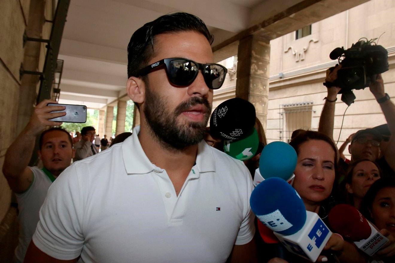 El guardia civil Antonio Manuel Guerrero, miembro de La Manada /Cedida