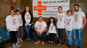 Huelga de hambre del alcalde de La Roda /Ayto. la Roda
