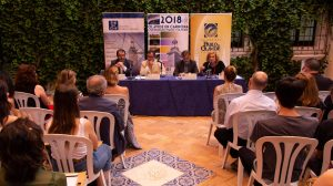 Inauguración de los cursos de la Olavide en Carmona /UPO