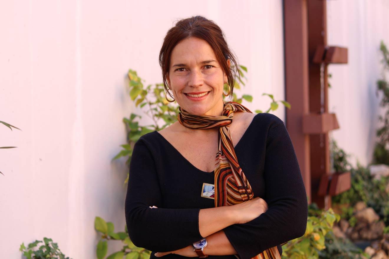 Lina Gálvez, nueva consejera de Innovación y Conocimiento /UPO