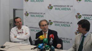 Presentación de la nueva casa de Hermandad /Macarena