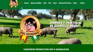 La empresa malagueña Pig Demont /SA
