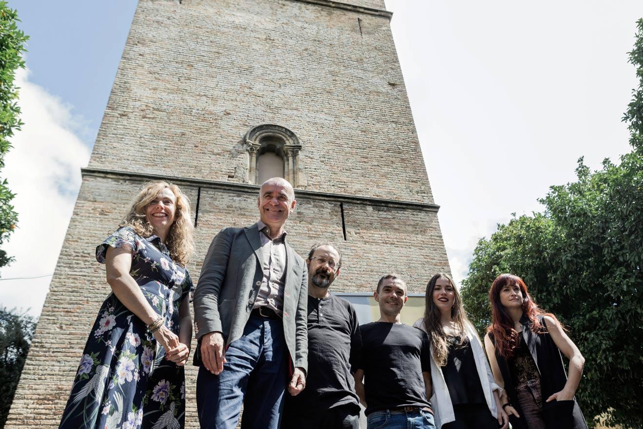 Presentación nuevo espectáculo Año Murillo en la Torre de Don Fadrique /Ayto. Sevilla