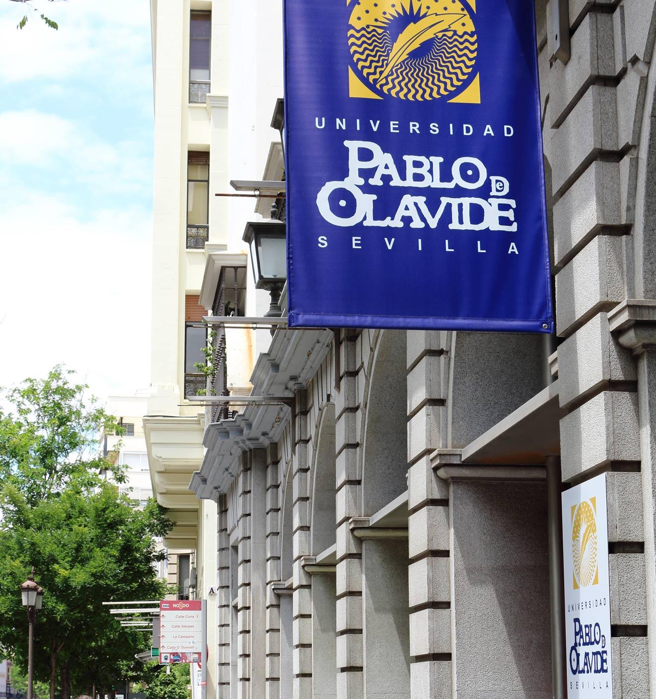 Nueva sede de la Olavide en el centro de Sevilla /UPO