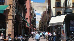 Calle Sierpes /SA