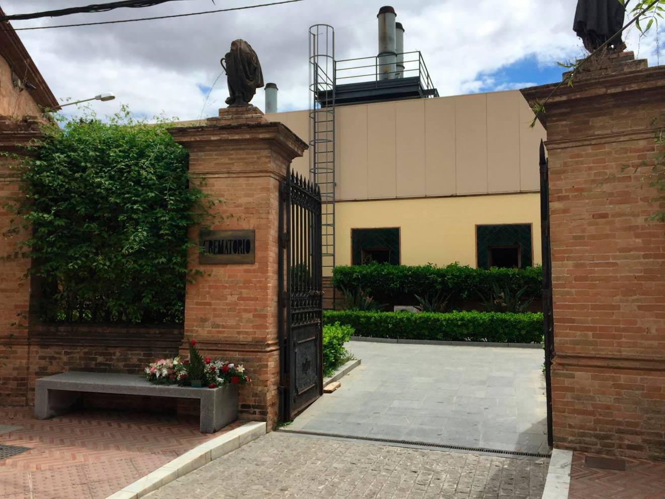 Crematorio municipal /Ayto.Sevilla