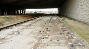 En febrero, la infraestructura sufrió el robo de casi un kilómetro de vías /SA