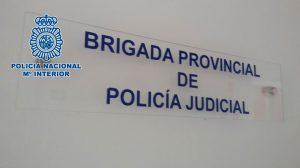 Brigada provincial de la Policía Judicial /Policía Nacional