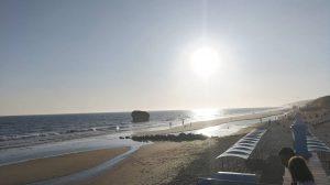 Playa de Matalascañas /María Román