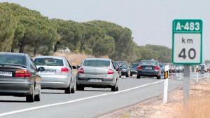 Carretera a Matalascañas /SA