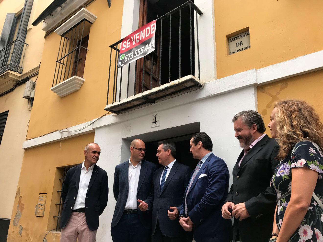 Presentación proyecto Casa de Velázquez /Ayto. Sevilla