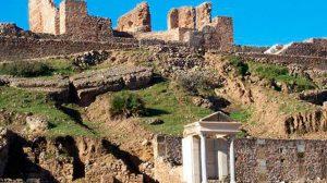 Ciudad romana de Munigua /Junta