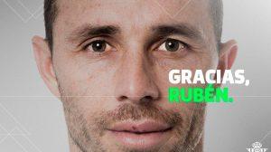 Adiós a Rubén Castro /Real Betis