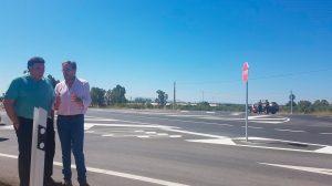 Carretera Arahal-Morón /Junta