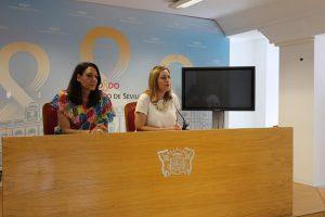 Presentación ayudas cooperación internacional /Ayto. Sevilla