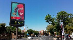 Los termómetros superarán hoy los 36 grados /SA
