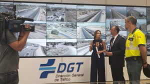 Centro de operaciones de Tráfico /DGT