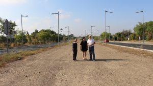 Plataforma del Bulevar, en Mairena del Aljarafe /PP