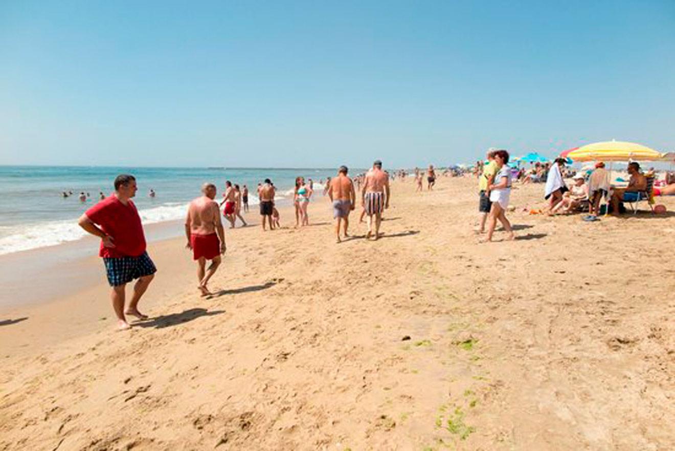 Playa de Isla Cristina /SA