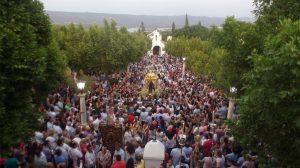 Romería de San Benito Abad de años anteriores /Ayto. Castilblanco