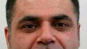 Ali Shahghaleh, en un foto facilitada por la Policía Nacional /Policía Nacional
