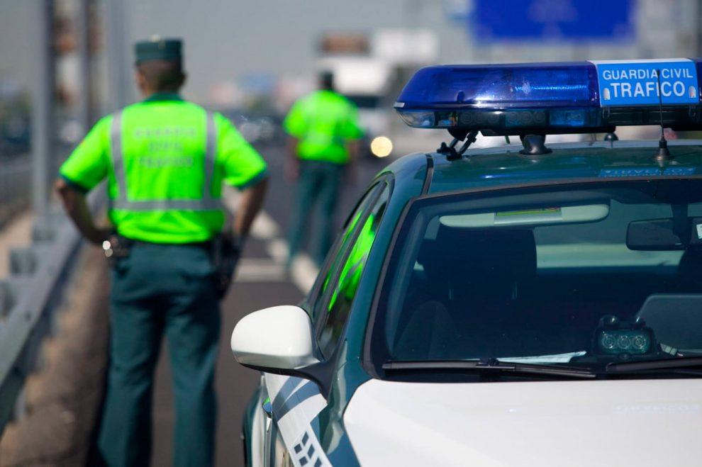 Agente de tráfico / DGT
