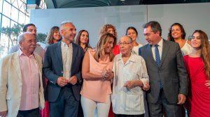 Anuncio del Plan estratégico del Flamenco /@susanadiaz