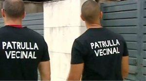 Patrullas vecinales /SA