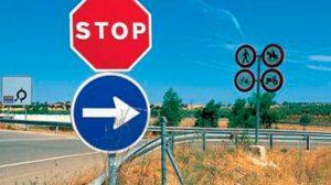 Señales de tráfico /SA