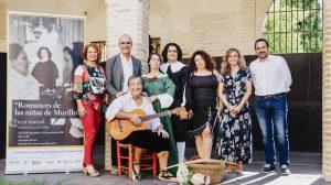 Presentación del nuevo espectáculo de Murillo que se podrá ver en los barrios /Ayto. Sevilla