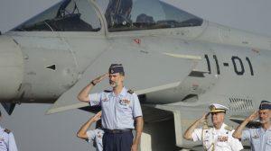 Visita Felipe VI a la Base Aérea de Morón /SA