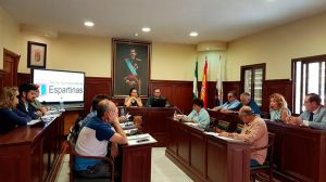 Pleno en Espartinas /SA