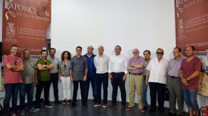 Presentación de la exposición /Ayto. Los Palacios