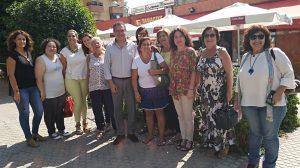 Obras en Distrito Norte /Ayto. Sevilla