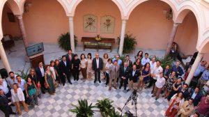 Presentación congreso turismo premium /Ayto. Sevilla
