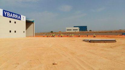 Nueva fábrica de Ybarra /SA