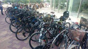 Bicicleteros /Jaime Sierra