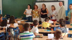 Arranque del curso escolar en Sevilla /Ayto. Sevilla