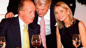 Juan Carlos I y Corinna /SA