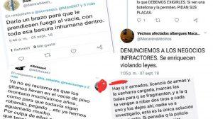 Mensajes de odio /SA