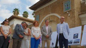 Pabellón de ingreso de la antigua cárcel de la Ranilla, que será rehabilitado /Ayto. Sevilla