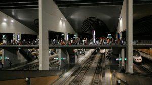 Estación de Santa Justa /SA