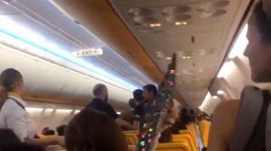 Momento del vuelo /SA