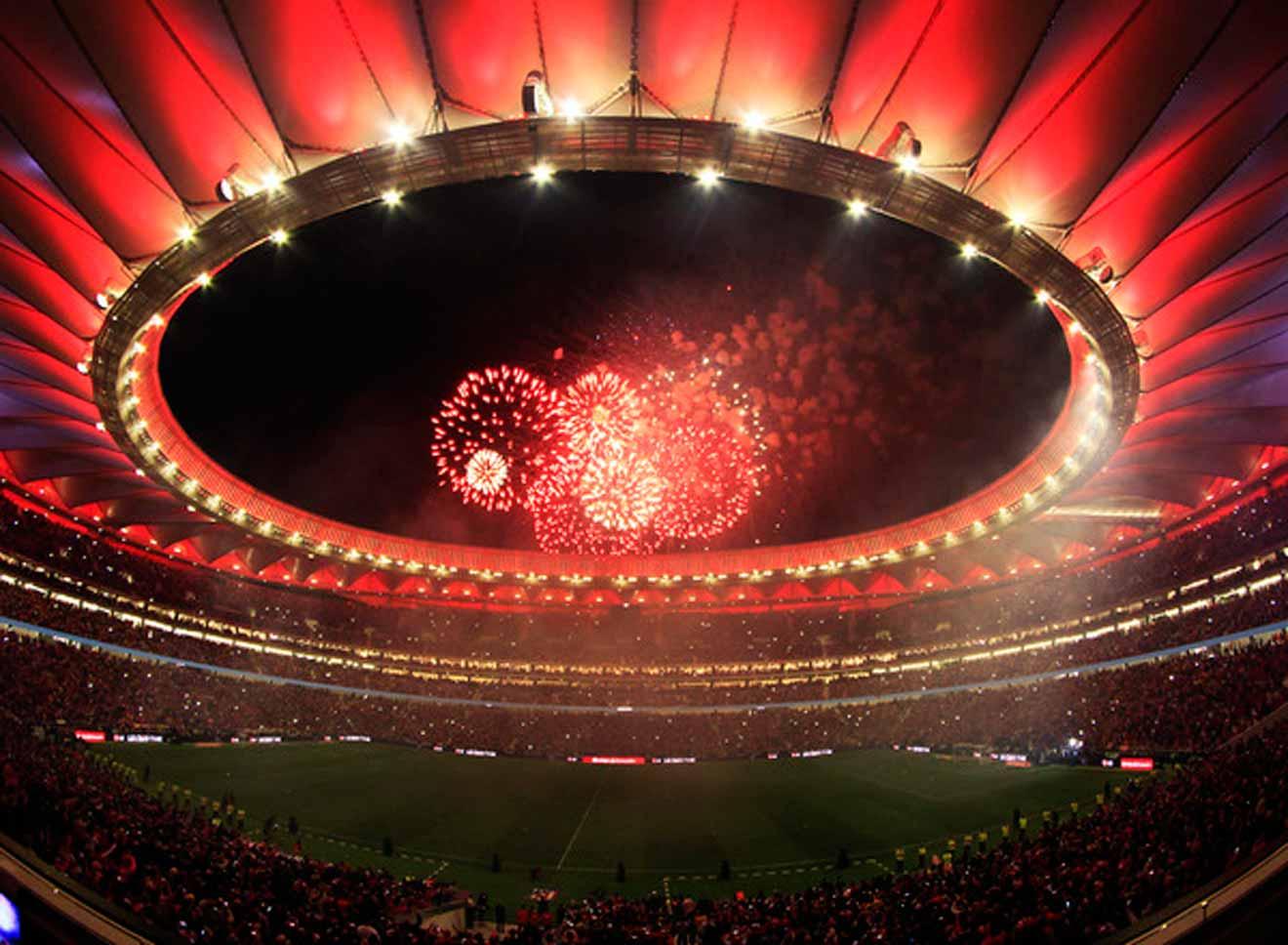 Wanda Metropolitano /Atlético de Madrid