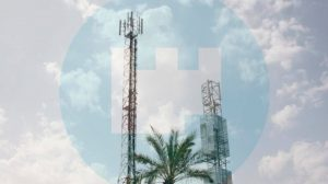 Antena de telefonía sancionada /LVA
