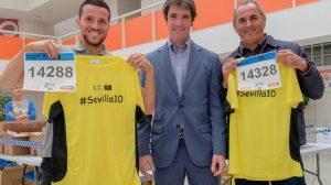 Algunos de los participantes inscritos / Ayuntamiento de Sevilla
